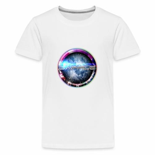 Sapple Space Design - Teenager Premium T-Shirt