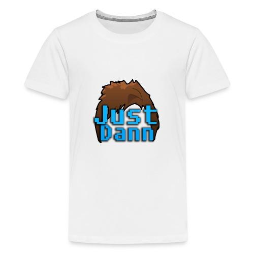 Name Logo - Teenage Premium T-Shirt