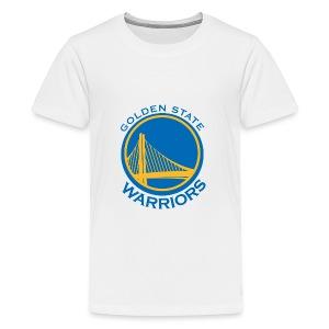 Golden State Warriors - Teenage Premium T-Shirt