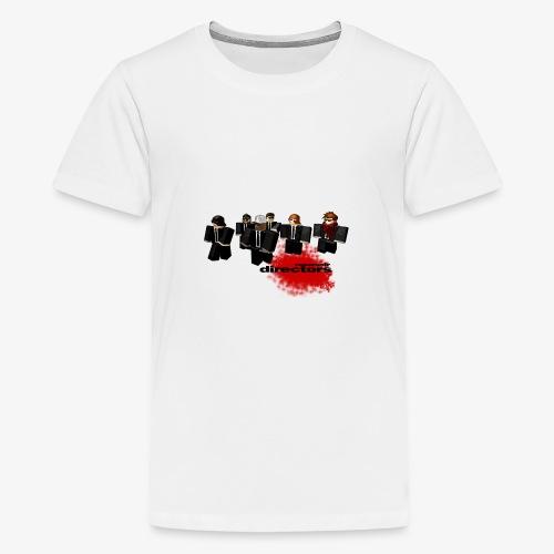 Reservior Directors - Teenage Premium T-Shirt