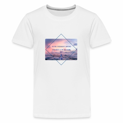 A place for me - Teenager Premium T-Shirt