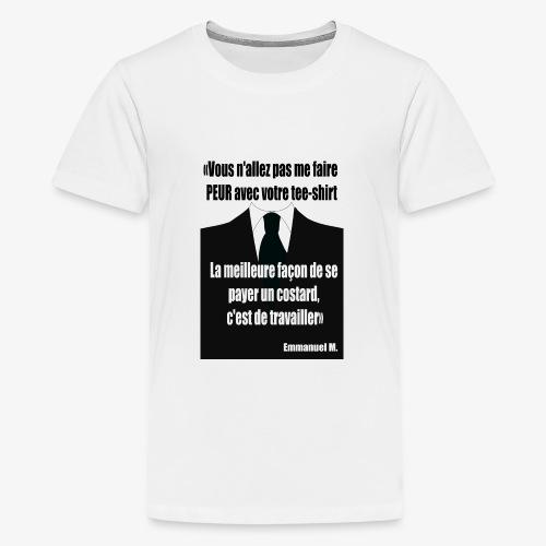 M et le tshirt - T-shirt Premium Ado