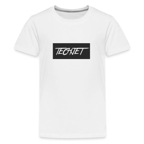 Techjet Design - Teenage Premium T-Shirt