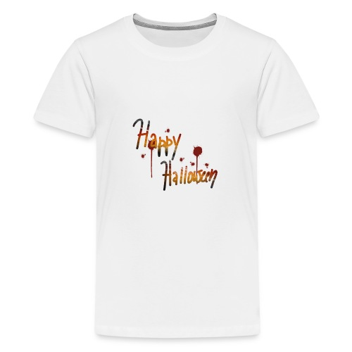 Happy halloween - T-shirt Premium Ado