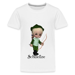schuetze1 - Teenager Premium T-Shirt