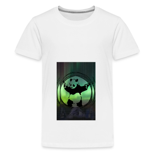 Panda the New version - Camiseta premium adolescente