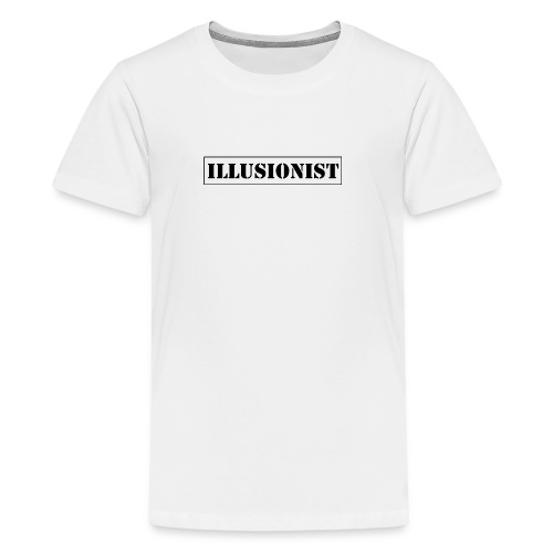Illusionist - Teenage Premium T-Shirt