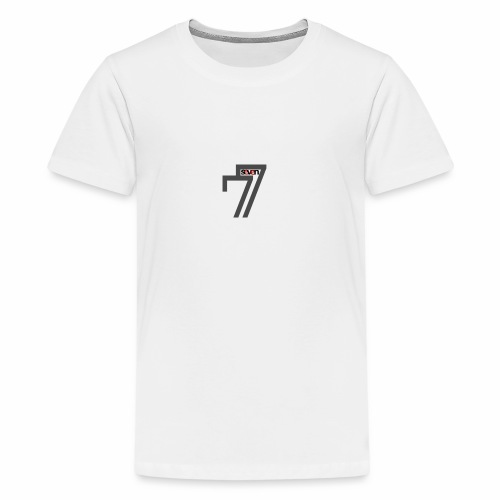 BORN FREE - Teenage Premium T-Shirt