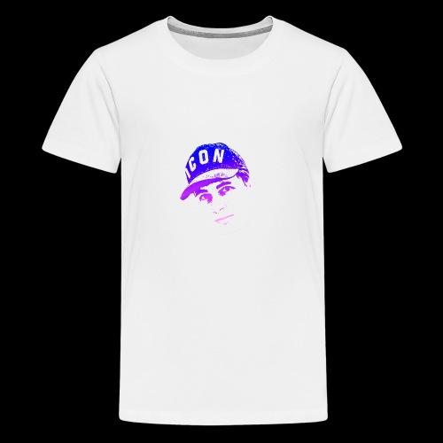 Head - Teenager Premium T-Shirt