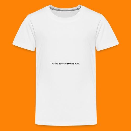3FCFF360 0014 4922 9E4F B4E057096C82 - Teenage Premium T-Shirt
