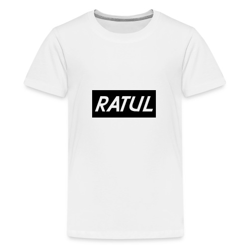 Ratul - Teenager Premium T-shirt