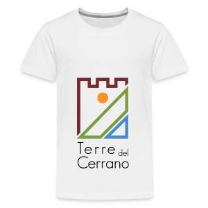 Logo Terre del Cerrano - Maglietta Premium per ragazzi