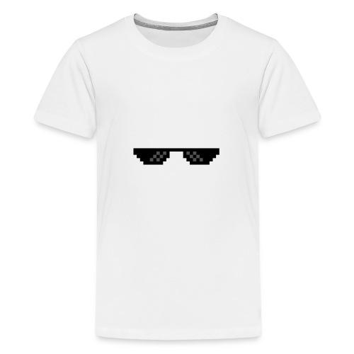 Occhiali Thug Lif - Maglietta Premium per ragazzi