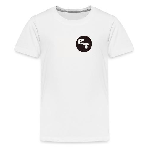 EWAN THOMAS CLOTHING - Teenage Premium T-Shirt