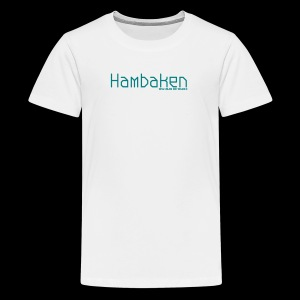 Hambaken Plasmatic Regular - Teenager Premium T-shirt