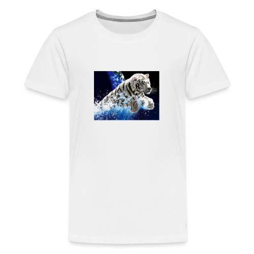 tigern - Teenager premium T-shirt