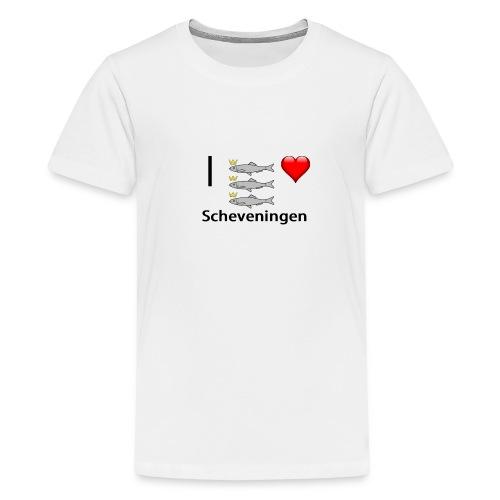 logo sch 2 1 - Teenager Premium T-shirt
