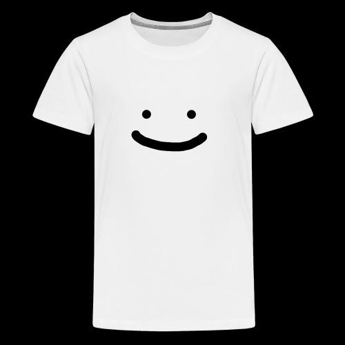 Smile - Koszulka młodzieżowa Premium