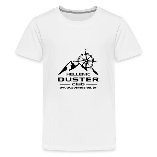 DUSTER TELIKO bw2 - Teenage Premium T-Shirt