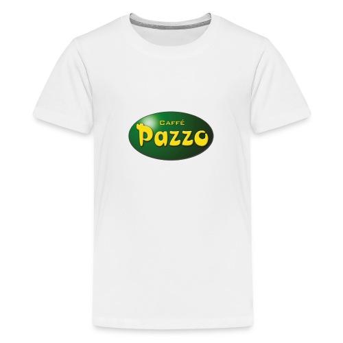 Logo ohne hintergrund - Teenager Premium T-Shirt