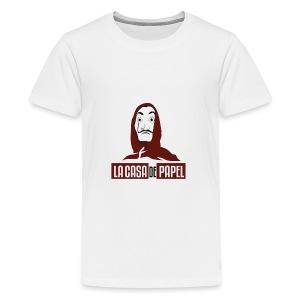 LCDP MASK - Camiseta premium adolescente