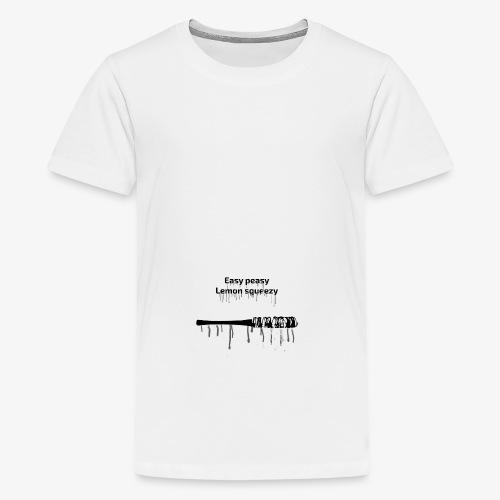 Easy Peasy Lucille - T-shirt Premium Ado