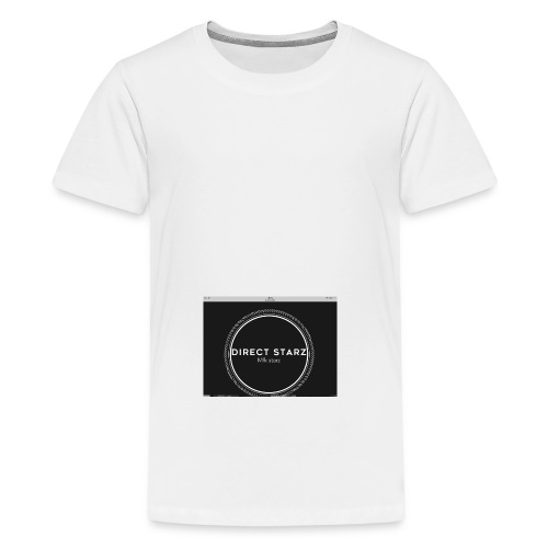 C5668D34 E055 492B BDB4 02D53242028F - Teenage Premium T-Shirt
