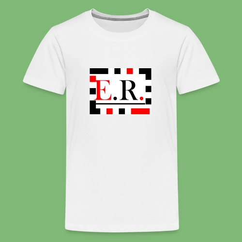 Design von E.R. - Teenager Premium T-Shirt