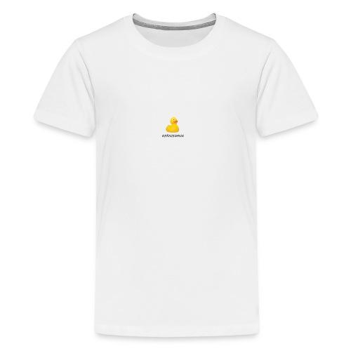 #ERNIEGANG ANKA - Premium-T-shirt tonåring