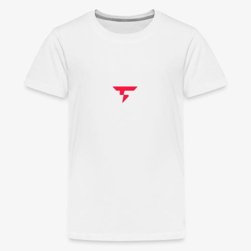 FAXEL BRAND - Teenage Premium T-Shirt