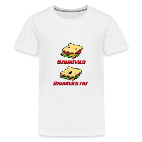 Szendvics - Teenage Premium T-Shirt