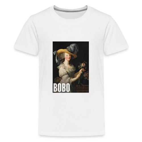 Marie Antoinette en mode bobo - T-shirt Premium Ado