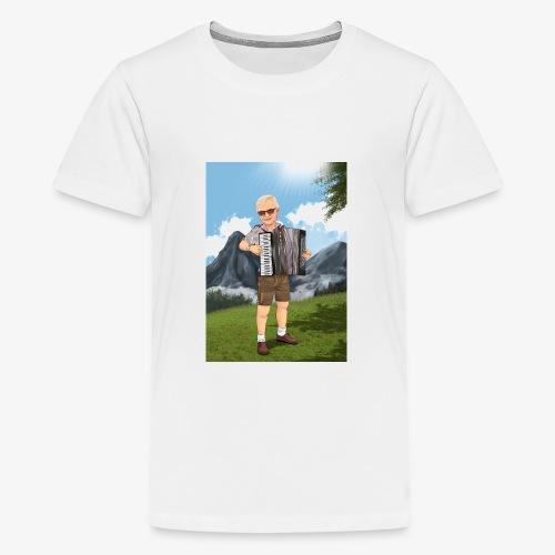 Bauer Adi mit Harmonie - Teenager Premium T-Shirt