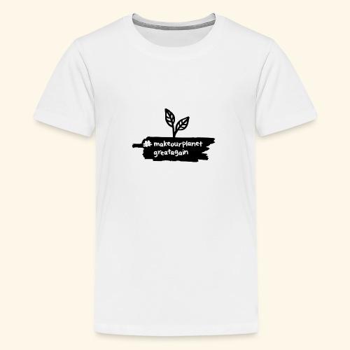 makrourplanetgreatagain 02 - Teenager Premium T-Shirt