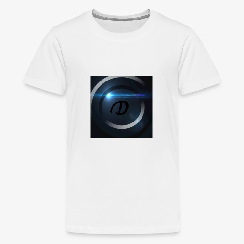 DeutschHD Logo - Teenager Premium T-Shirt