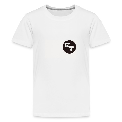 EWAN THOMAS CLOTHING - Teenage Premium T-Shirt