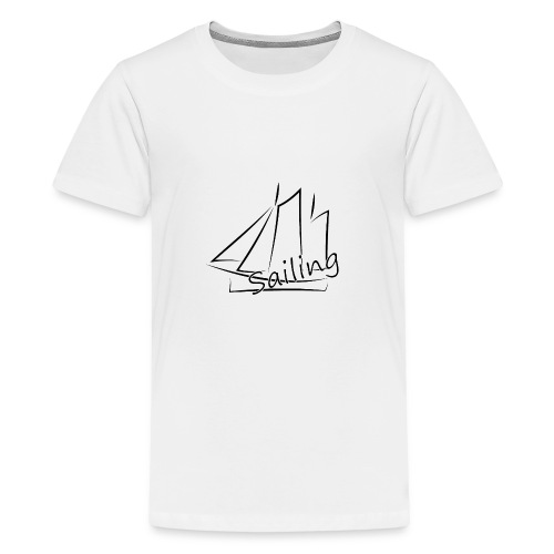 seglen - Teenager Premium T-Shirt