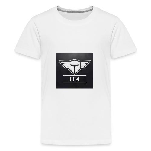 loggo FF4 - Premium-T-shirt tonåring