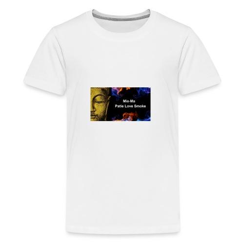 Mie ma Patie mode - Teenager Premium T-Shirt