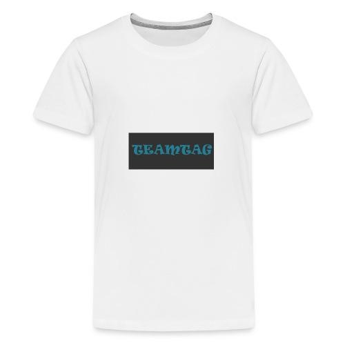 #TEAMTAG Clothing Line 1 - Teenage Premium T-Shirt