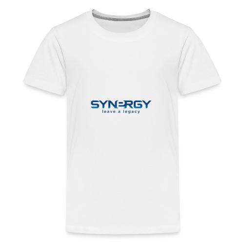 synergylogo - Camiseta premium adolescente