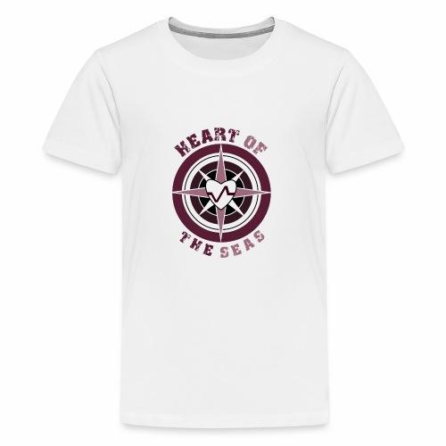HEART OF THE SEAS - Teenager Premium T-Shirt