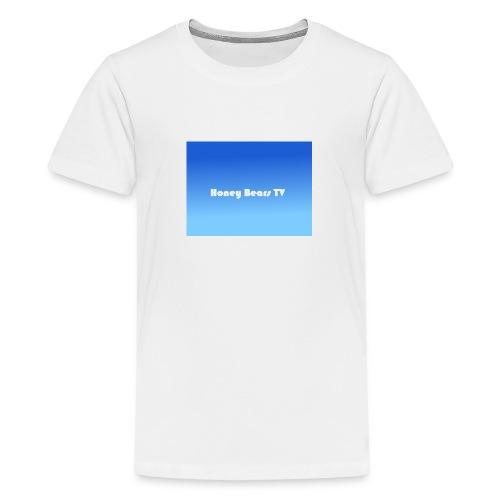 Honey Bears TV Merch - Teenage Premium T-Shirt