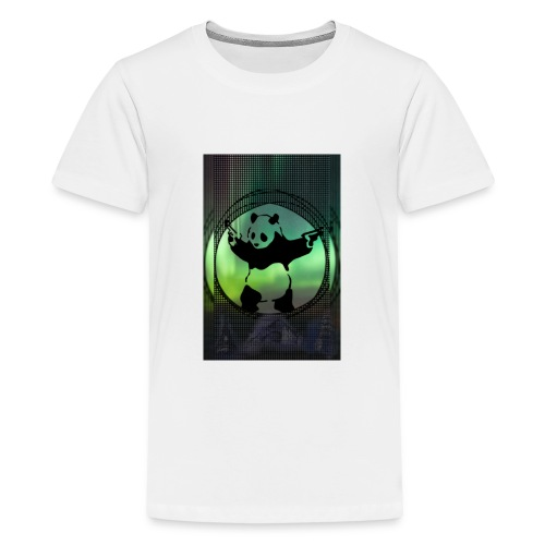 Panda the New version - Camiseta premium adolescente