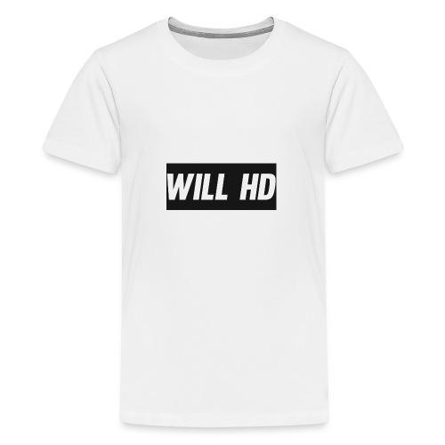 Will HD merch - Teenage Premium T-Shirt