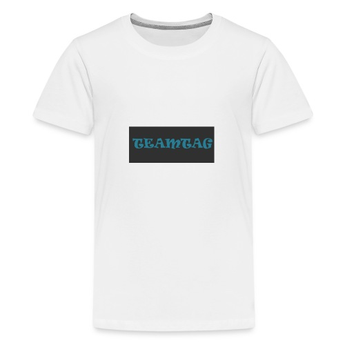 #TEAMTAG Clothing Line 1 - Teenage Premium T-Shirt