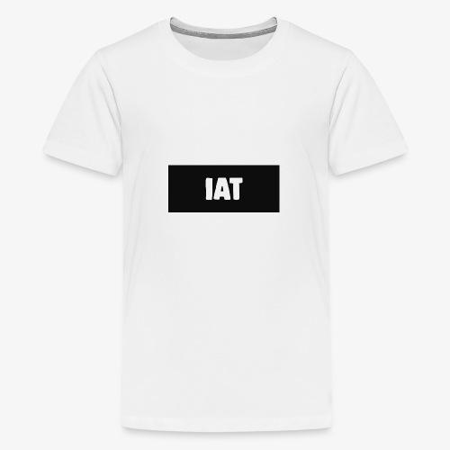 IAT - Teenage Premium T-Shirt