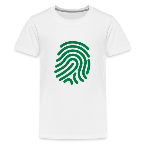 FINGERPRINT - Teenager Premium T-shirt