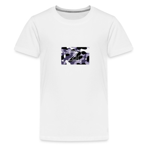 zp logo - Teenage Premium T-Shirt