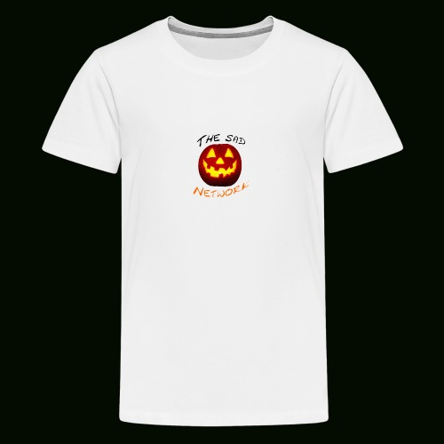 Halloween merch - Teenage Premium T-Shirt